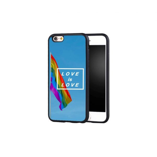 Love is love phone case