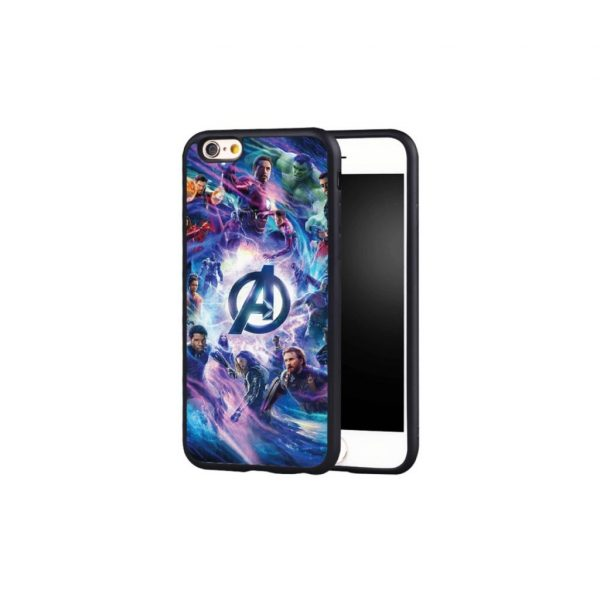 Marvel Avengers End Game Phone Case iPhone