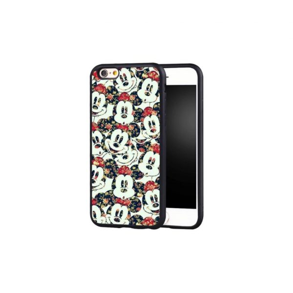 Mickey Face Phone Case