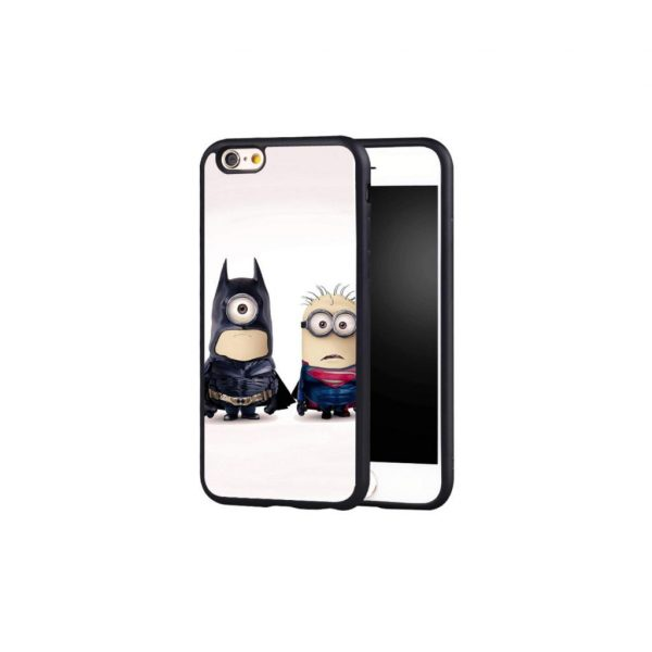 Minion Superman Batman phone case iPhone