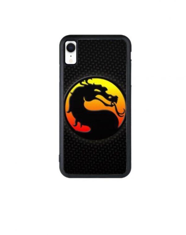 Mortal Kombat logo Phone Case