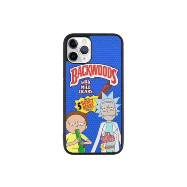 Rick and Morty Blunt Phone Case