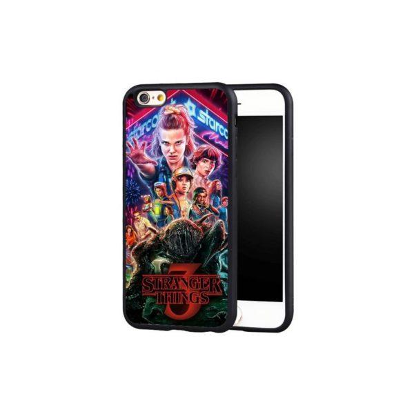 Stranger Things Season 3 Phone Case iPhone